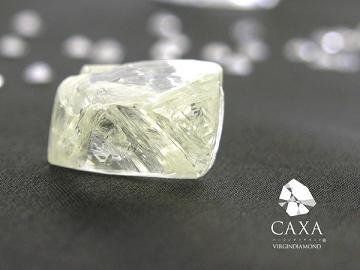 SAKHA DIAMOND サハダイヤモンド ダイヤモンド 原石 約37.62ct